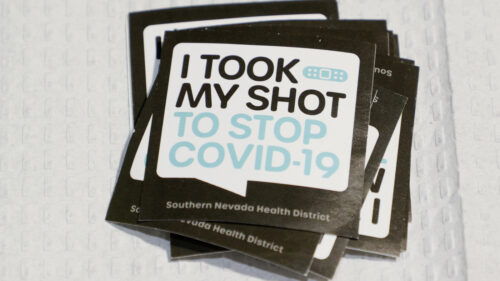 International Travel Opens To The Vaccinated, But How Do You Prove You Got The Shot? : NPR