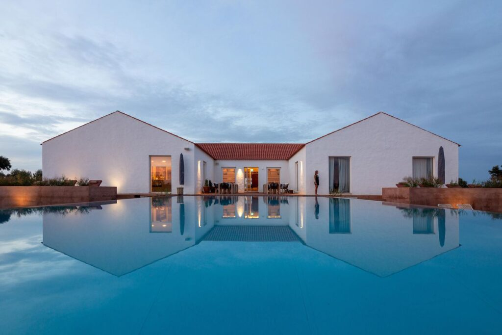 14 Glorious Hotel Pools For Summer Travel In Portugal