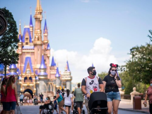 People say they won't take Disney vacations this year because it's too expensive