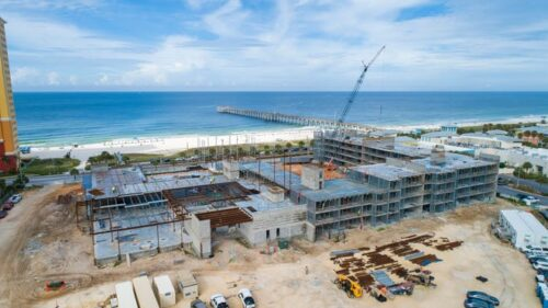 Panama City Beach Florida getting new Embassy Suites by Hilton hotel