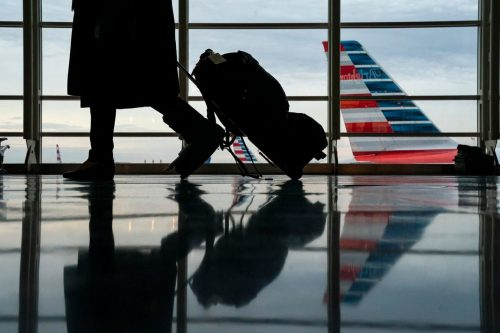 Airlines Push Back Schedules Fearing A November Open