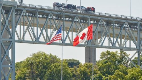 U.S. extending travel restrictions at border with Canada for another 30 days