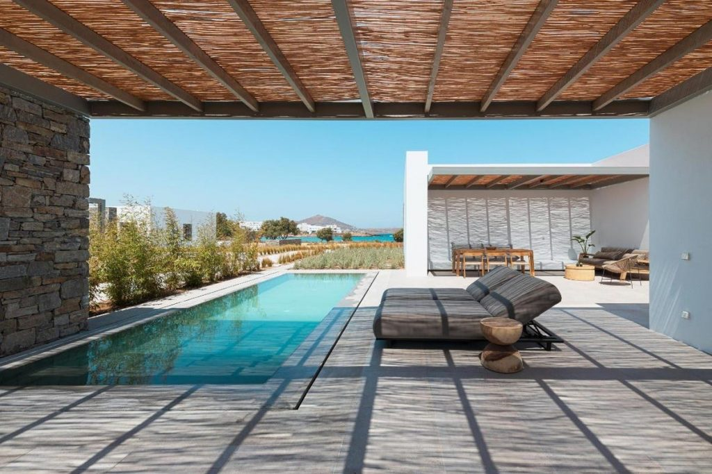Women Own These Stunning New Hotels On The Islands Of Paros And Antiparos