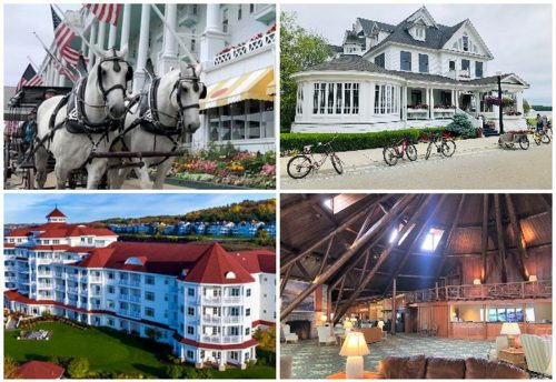 Go Michigan! 4 resort hotels make Travel and Leisure's Top 10 in US list