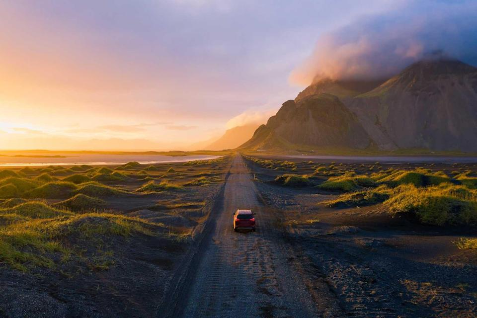 Traveling in Iceland with TCS World Tours, voted one of the world's best Tour Operators
