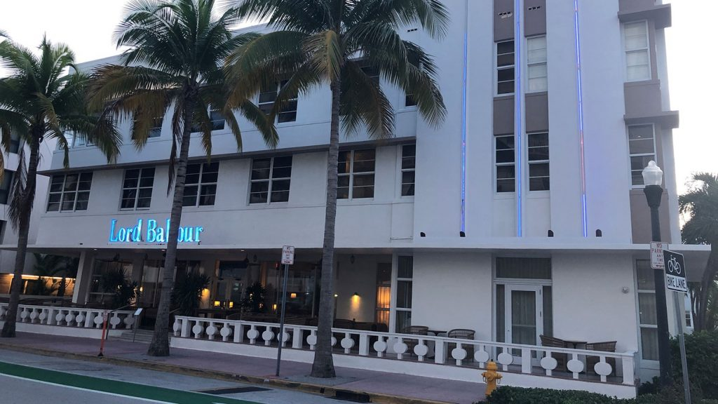 The Balfour offers quiet hotel stay on South Beach: Travel Weekly