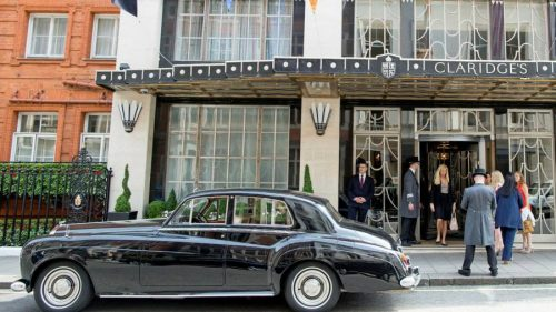 Shoeshiners and chauffeurs hit by corporate travel uncertainty