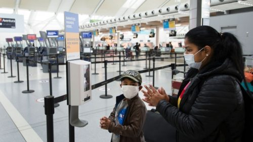 Coronavirus: Feds ease travel restrictions for fully vaccinated foreign nationals