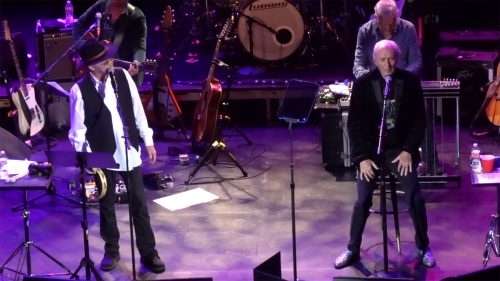 The Monkees Play 'Pleasant Valley Sunday' at Farewell Tour Launch